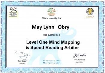 Certificat Arbitre ML