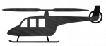 Helicoptere Motif1